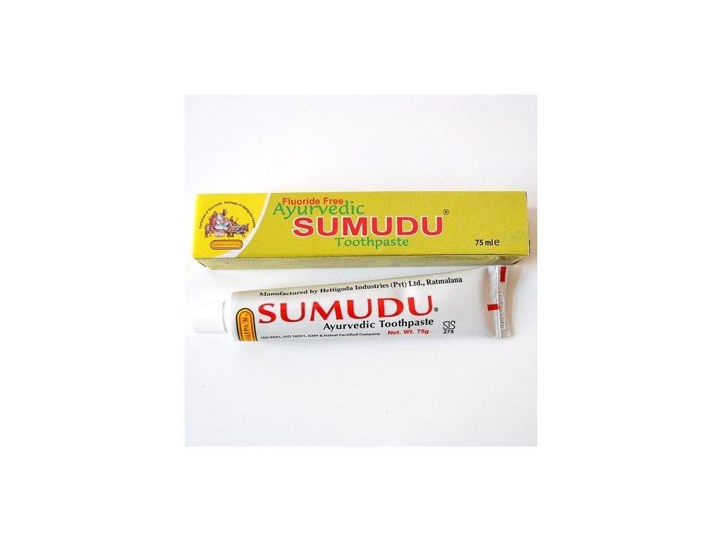 Zubní pasta Sumudu 75 g