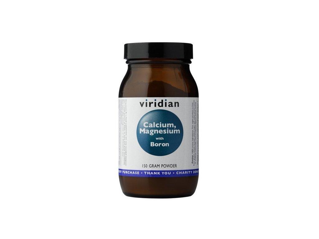 Viridian Calcium Magnesium With Boron Powder