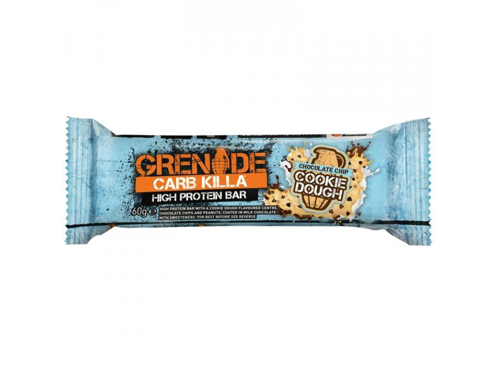 CarbkillaBar60gcookiedough grenade 1