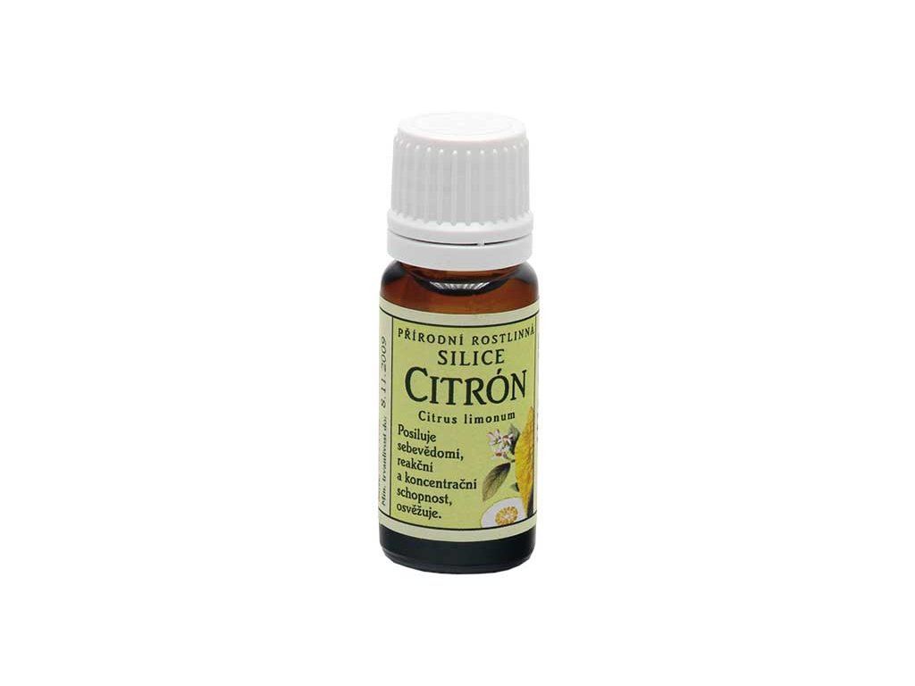 citron prirodni rostlinne silice