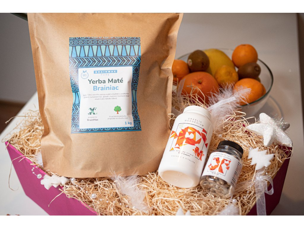 BrainMax Yerba Energy Pack