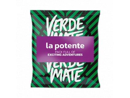 pol pm Yerba Verde Mate Green La Potente 50g 6454 1
