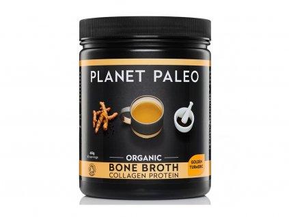 1970 2 planet paleo bio suseny hovezi vyvar z kosti kolagenovy protein golden turmeric