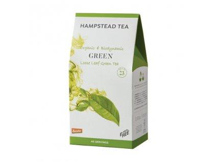 Hampstead Tea London BIO zeleny sypany caj 100g