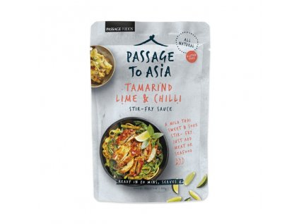PASSAGE TO ASIA Tamarind Lime & Chilli omacka 200g