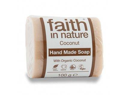 tuhé mýdlo kokos, 100g
