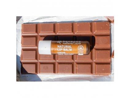 balzam na rty kakao bio veg