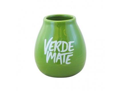 pol pl Tykwa Ceramiczna zielona z logo Verde Mate 350 ml 5320 1