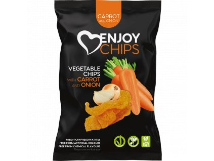 pack vis square enjoy chips gourmet carrot and onion