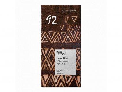 2012 2 vivani tmava cokolada 92