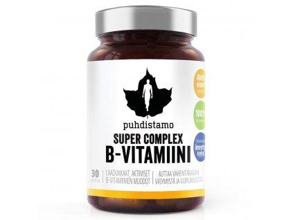 1 super B Complex 30 kapsli