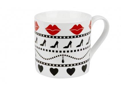 lady porcelanovy hrnek 033 l