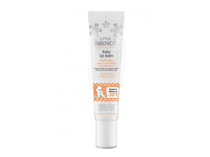 256 little siberica detsky balzam na rty 10 ml