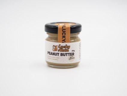 arašídy bílá čokoláda luckyalvin