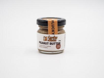 arašídy léčná čokoláda luckyalvin