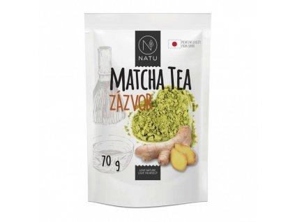 matcha tea bio premium japan zazvor 70g