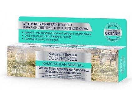 286 natura siberica prirodni sibirska zubni pasta kamcatsky mineral 100 g