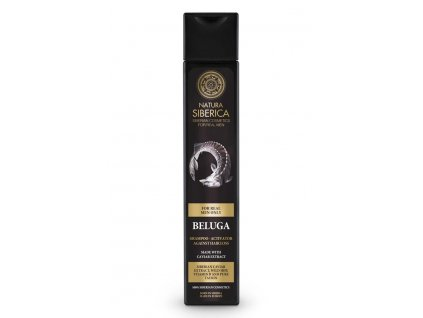 208 natura siberica muzi sampon proti vypadku vlasu beluga 250 ml