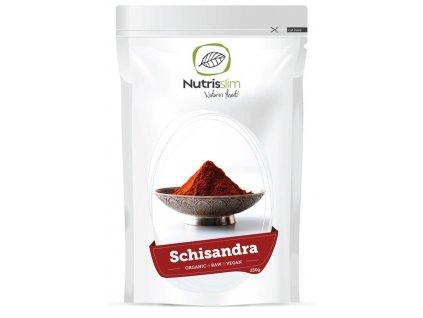 schizandra powder nutrisslim superfood organic vegan raw