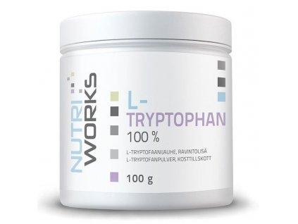 L tryptophan100g Nuitriworks