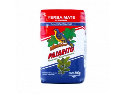 Pajarito Seleccion Especial yerba mate peru