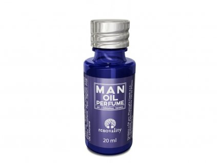 renovality man oil parfem 20ml