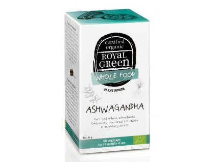 Royal green bio ashwagandha