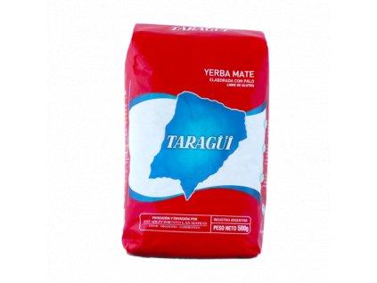 Taragui Elaborada Con Palo Tradicional 0 5kg