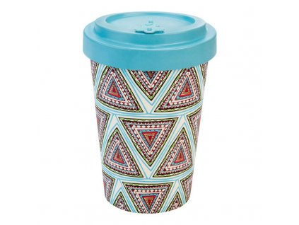 woodway aztec turquoise blue