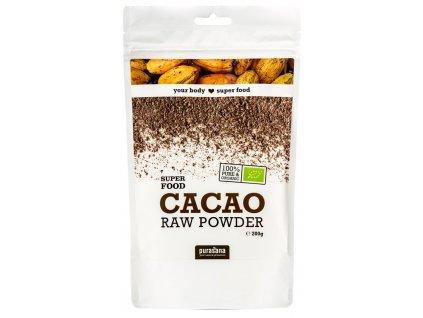 kakao bio prasek