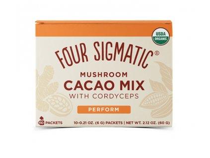 Four Sigmatic Cordyceps Mushroom Cacao Mix (Množstvo 1 sáčok)