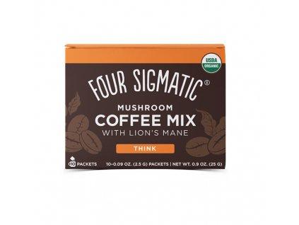 Four Sigmatic Lion's Mane Mushroom Coffee mix (Množstvo 1 sáčok)