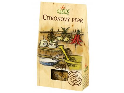 pepr citronovy