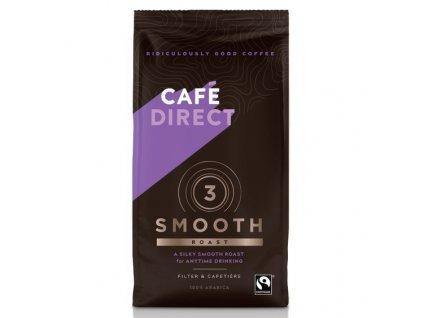 Arabika Smooth mletá káva s tóny mléčné čokolády 227g