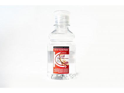 dezinfekce 200 ml bez pumpy