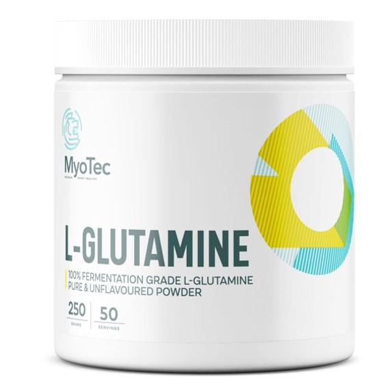 Myotec L-Glutamine 250g