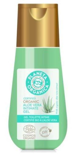 Planeta Organica, Gel na intimní hygienu, Aloe Vera, 150 ml
