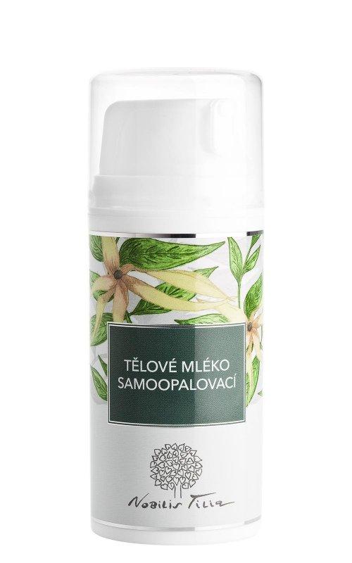 Nobilis Tilia Nobilis, Tělové mléko samoopalovací 200ml