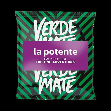 Verde Mate Green La Potente 50g