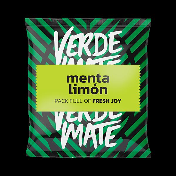 Verde Mate Green Menta Limon 50g