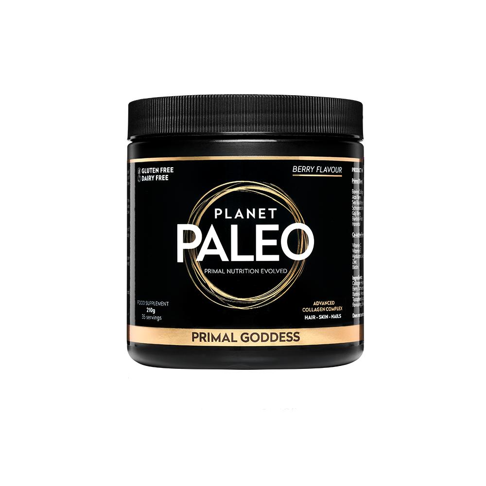 Planet Paleo Advanced Collagen Complex, Primal Goddess, 210g