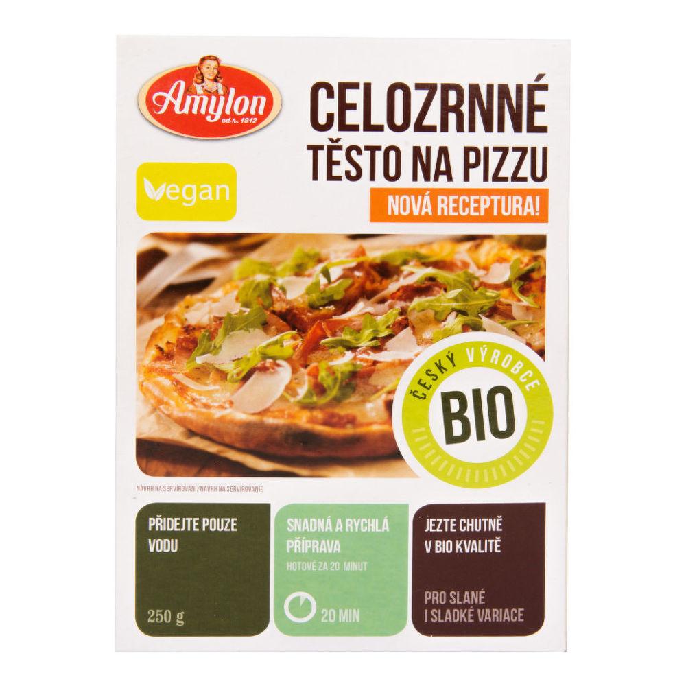 Amylon celozrnné cesto na pizzu BIO, 250 g