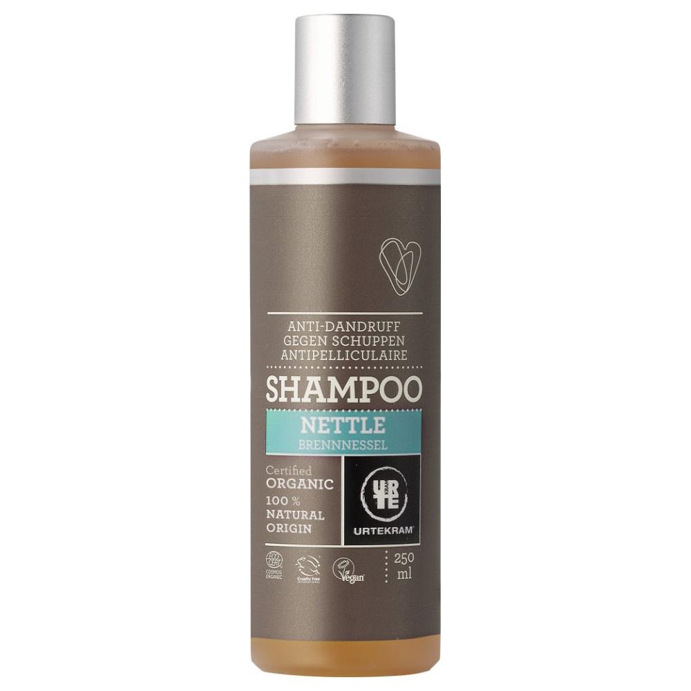 URTEKRAM, Šampon kopřivový 250ml BIO, VEG