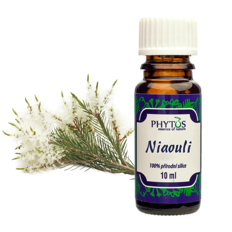 Phytos, Éterický olej Niaouli, 10 ml
