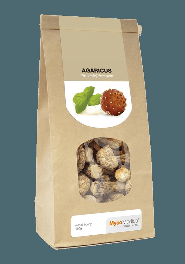 MycoMedica - Agaricus sušený, 100g