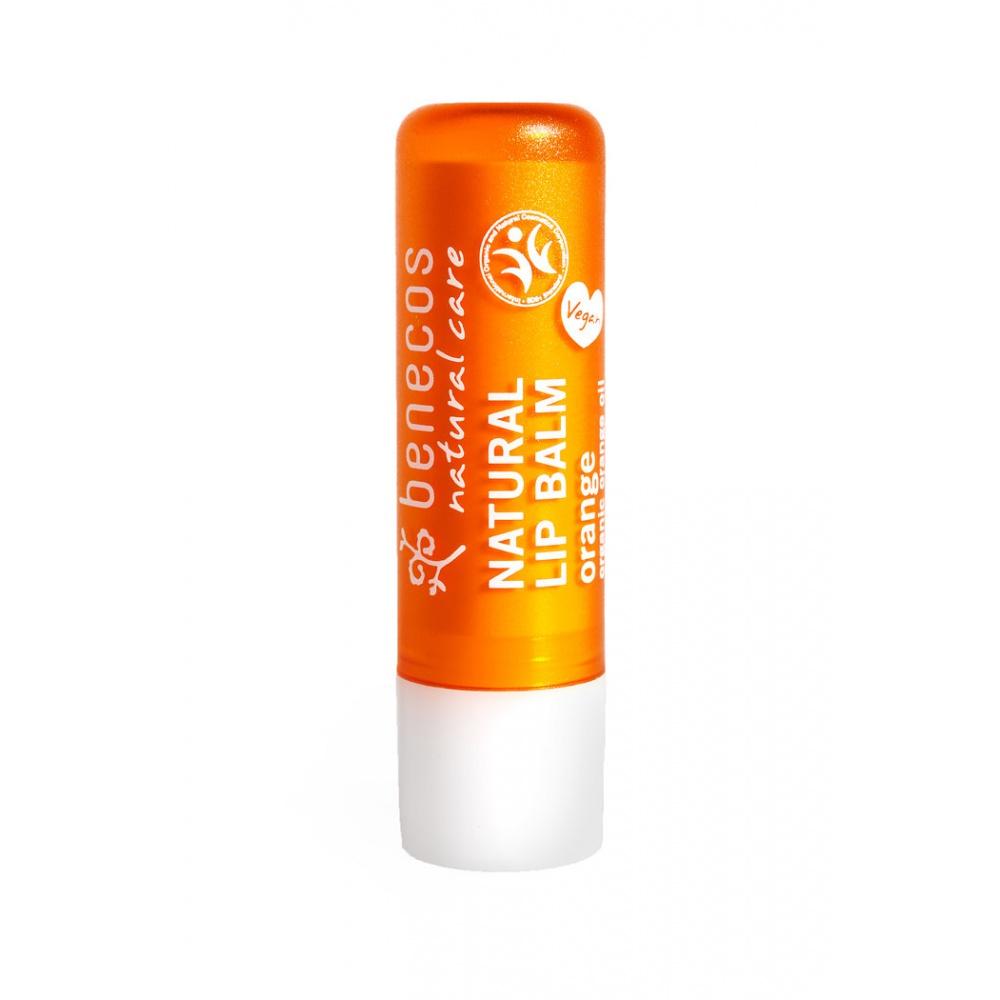 Benecos balzam na pery pomaranč BIO, VEG