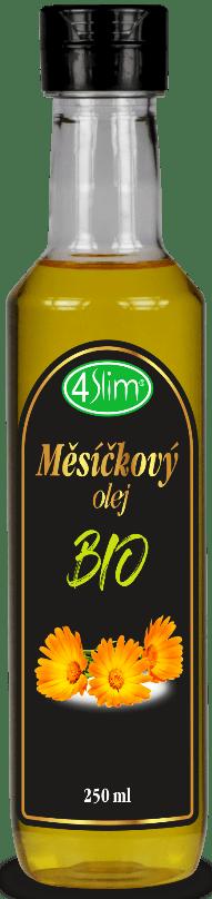 4Slim - Nechtíkový olej BIO, 250 ml