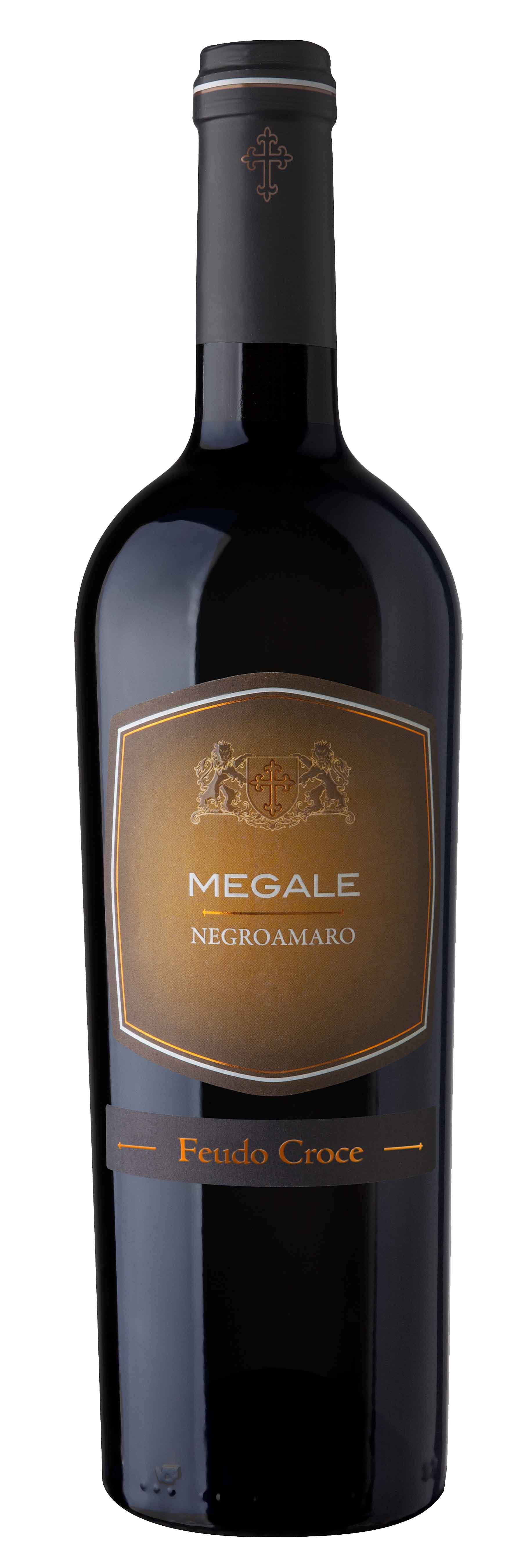 Feudo Croce - Negroamaro Megale IGP 2018