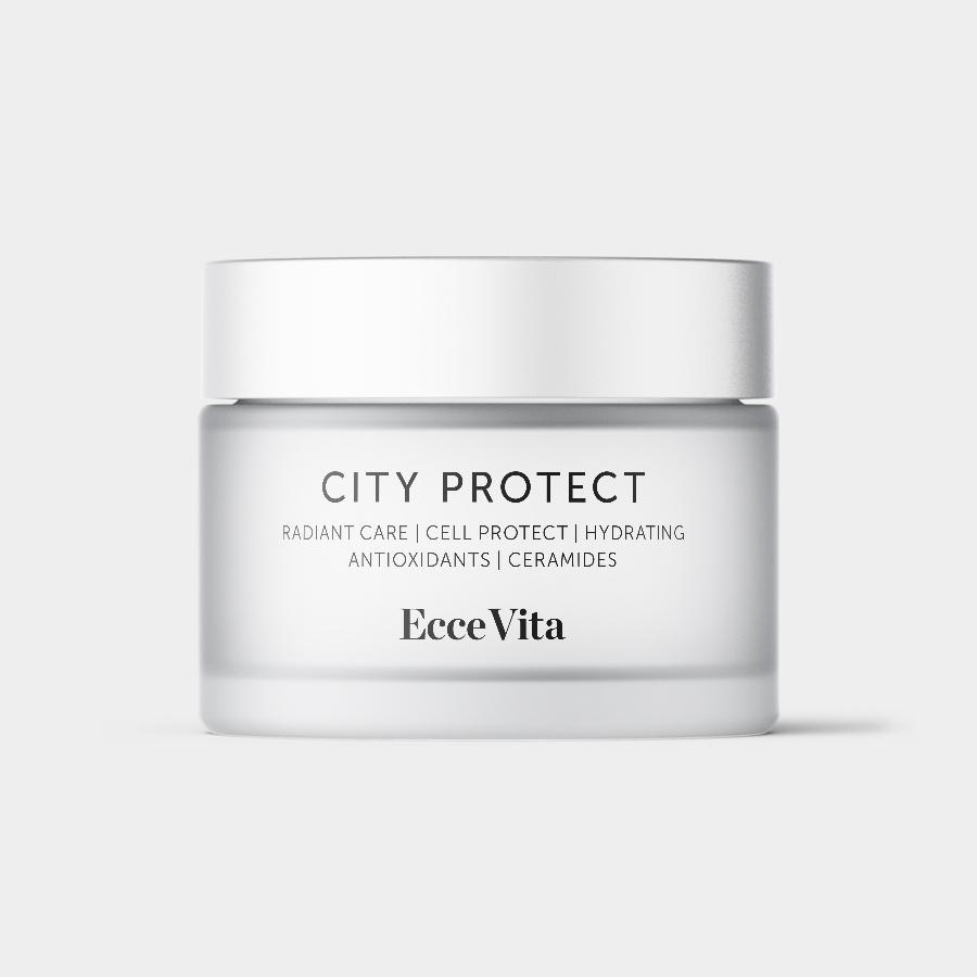 Ecce Vita EcceVita - denný krém City Protect, 50 ml