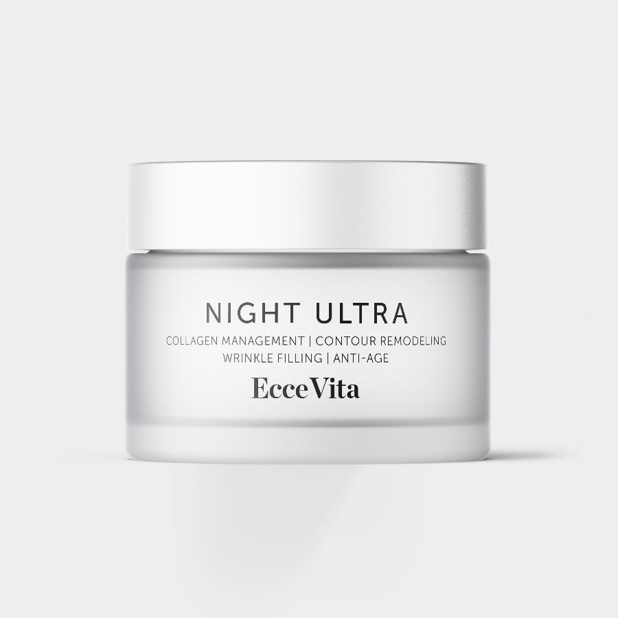 Ecce Vita EcceVita - noční krém Night Ultra Cream, 30 ml
